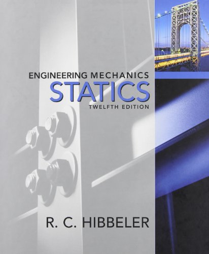 Engineering Mechanics Statics with Student Study Pack...