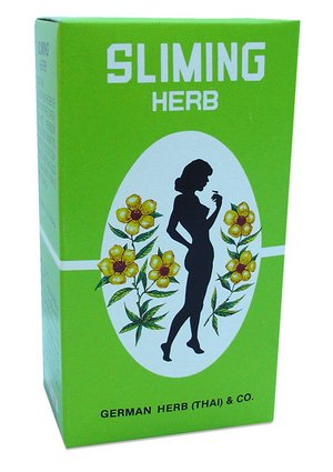 50 Tea Bags German Sliming Herd Diet Fit Slimming Fast Slim Detox Lose Weight front-499532