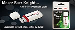 Moserbaer KNIGHT 16GB PEN DRIVE