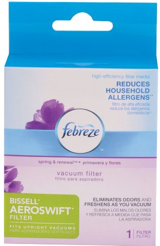 Febreze Bissell Aeroswift Replacement Vacuum Filter (Febreze Bissell Filter compare prices)