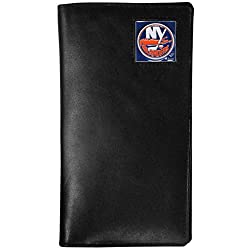 NHL New York Islanders Tall Leather Wallet