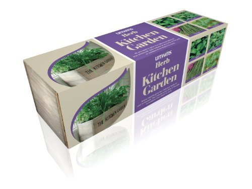Unwins Herb Kitchen Garden Kit