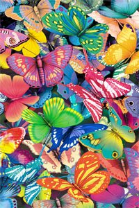Artgame - Butterfly - 3D Mini Puzzles