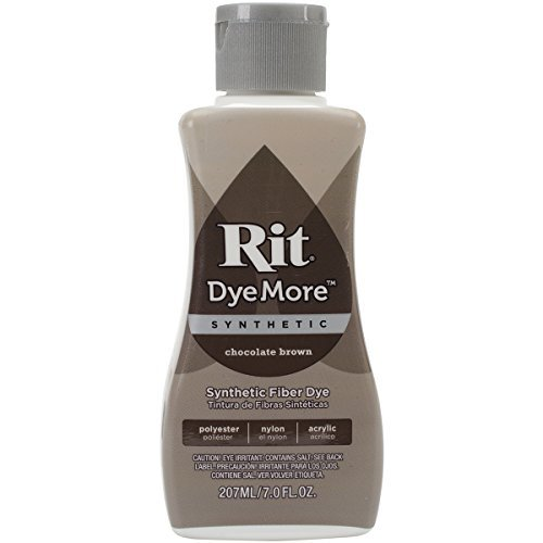 Rit Dye Rit Dye More Synthetic 7oz-Chocolate Brown, Other, Multicoloured by Rit Dye (Rit Dye Chocolate compare prices)