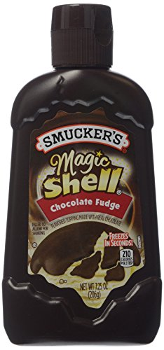 Smucker's Magic Shell Chocolate Fudge - 7.25 oz