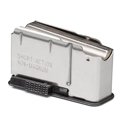 Remington Model 700 BDL Short Action Magazine Box - Blued (19645)