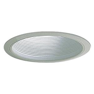 9701 06 7 inch recessed lighting trim white baffle recessed light