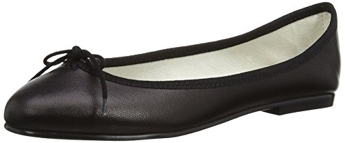 French Sole - Ballerine, Donna, colore Nero (Black), taglia 40 EU (7 UK)