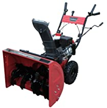 Hot Sale Power Smart DB7651 26-inch 208cc LCT Gas Powered 2-Stage Snow Thrower with Electric Start