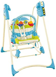 Fisher-Price Smart Stages 3-in-1 Swing, Seat and Rocker ...