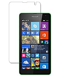 Gadget Decor Shock Absorbing / Abression Proof Tempered Glass Screen Protector For Microsoft Lumia 535
