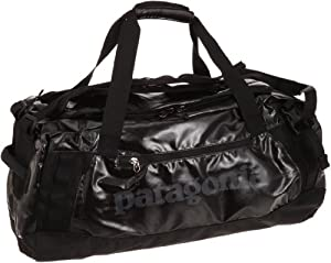 Patagonia Black Hole Duffel 60L Bag - Black, One Size
