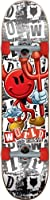 World Industries Character Ransom Devilman Skateboard Complete (7.75)