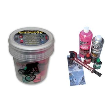 Finish Line Pro Care 6.0 Bicycle Cleaning Bucket Kit - PC0060101