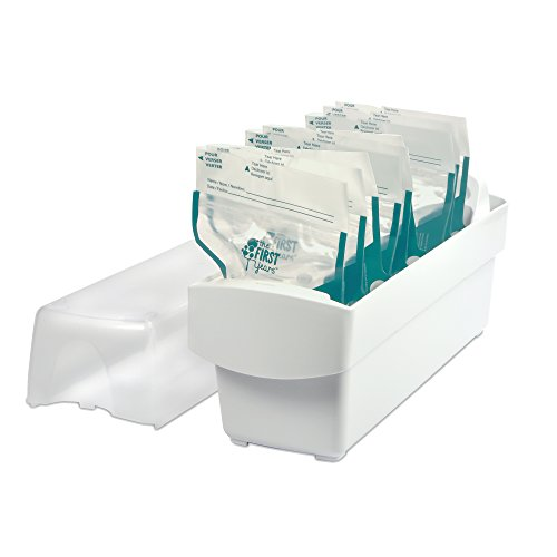 The First Years The First Years Breastflow Milk Storage Organizer