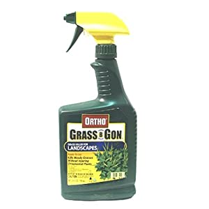 Ortho 0438560 Grass-B-Gon Grass Killer Ready-to-Use - 24 oz.