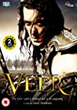 Veer [2 DVD Set] (New Hindi Film / Bollywood Movie / Indian Film DVD)