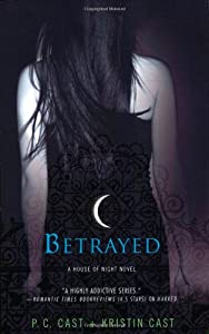 "Cover of ""Betrayed (House of Night, Book ..."