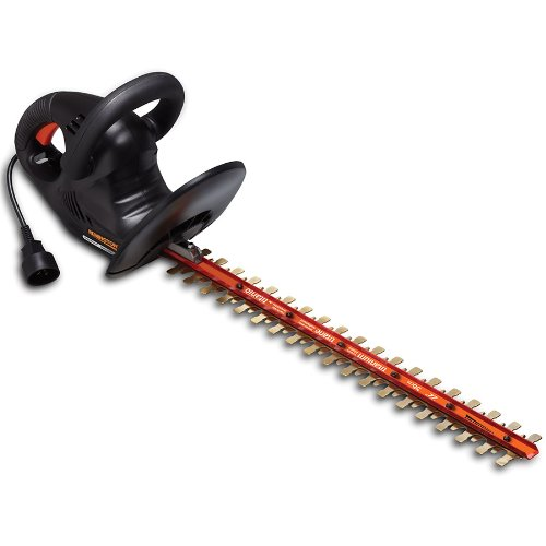 Remington Rm4522Th Hedge Wizard 22-Inch 4.5-Amp Electric Hedge Trimmer With Titanium Blades