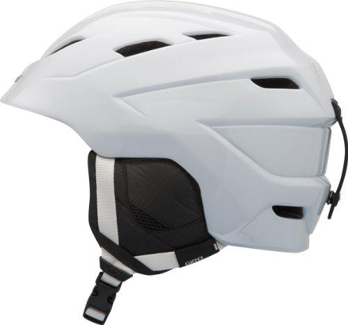 Giro nine.10 Ski  &  Snowboard Helmet Matt White Large, White