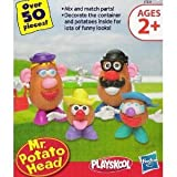 Mr Potato Head With 45 Pieces