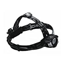 Princeton Tec Apex Pro Black Headlamp with Red LEDs