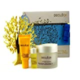 Hydrating Skincare Ritual: Hydra Floral Cream 50ml + Eye Gel-Cream 15ml + Aromessence Neroli 5ml 3pcs
