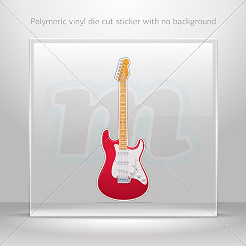 Decals Sticker Electric Guitar Decoration Waterproof Racing Vehicle Tablet Atv Durableê 0500 X2324