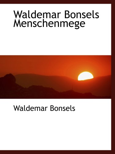 Waldemar Bonsels Menschenmege
