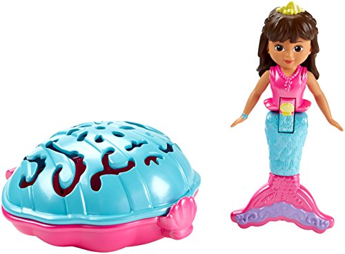 Fisher-Price Nickelodeon Dora and Friends Dive and Splash Mermaid Dora