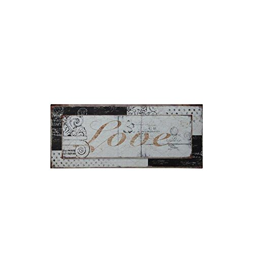 Adeco Decorative Wall Sign Plaque