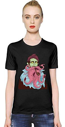 Octopus guy Womens T-shirt Medium
