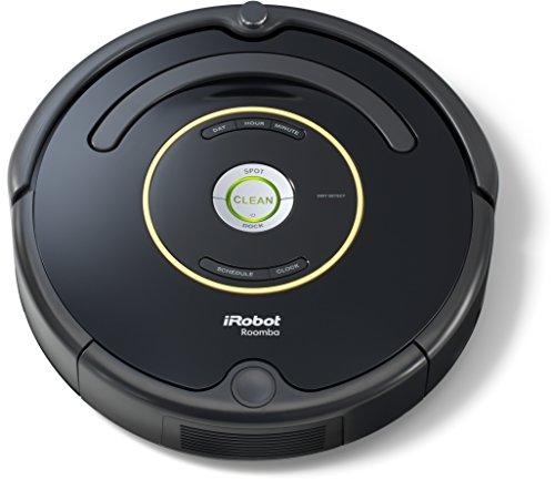 iRobot-Roomba-650-Staubsaug-Roboter-Zeitplan-einstellbar-1-Virtuelle-Wand-schwarz