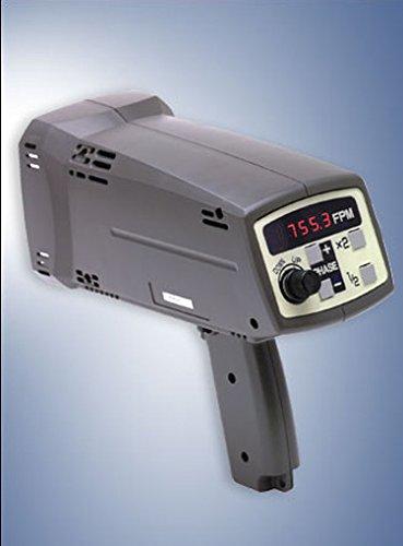 Dt-721-2 Low Cost Digital Stroboscope, Range: 40 - 12,500 Rpm/Fpm, 230V
