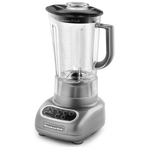 KitchenAid Silver Blender (KSB560CU)