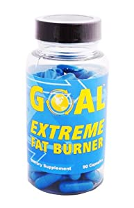 Fat Burner By Goal - Best Fat Burners That Work Fast For Women And Men - Belly Fat Burning And Weight Loss Diet Pills from GOAL Corp