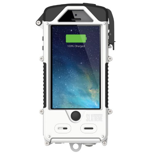 Discover Bargain SnowLizard SLXtreme Case for iPhone 5, White