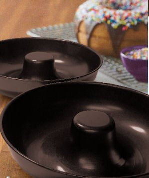 2 Piece Giant Donut Pan Set (Made Of Steel Not Silicone)