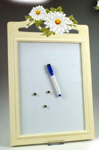 prezzi Lavagna in legno da cucina per magneti postkit e pennarello ...