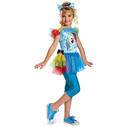 [GSG My Little Pony Kids Costume Halloween Fancy Dress] (Creepy Mlp Costume)