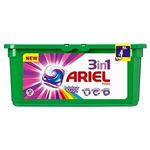 Ariel 3en1 Pods Couleurs et Style Lessive 30 doses