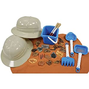 Amazon.com: Prehistoric Fossil Dig: Toys & Games