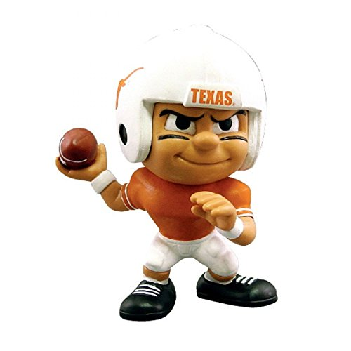Lil Teammates Series Texas Longhorns Quarterback Figurine (Edition 1) (Lil Teammates Longhorns compare prices)