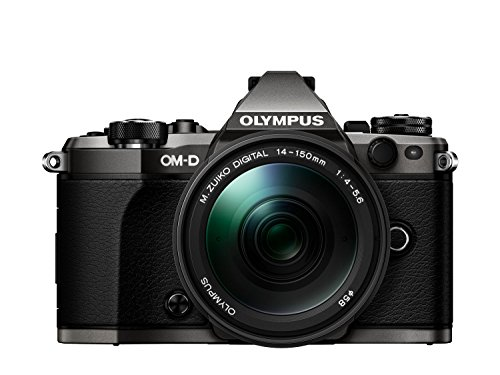 OLYMPUS ミラーレス一眼 OM-D E-M5 MarkIILimited Edition Kit チタニウムカラー E-M5MarkIILimited
