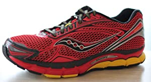 Saucony Triumph 11 red/black/yellow m 46