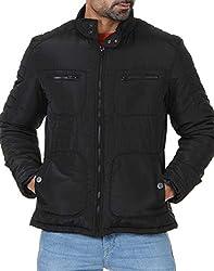 London Fog Men's Memory Jacket (8907174043333_Black_Large)