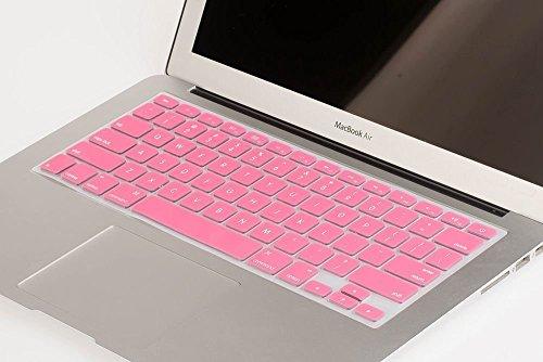 Kuke キーボードカバー Mac Air 11インチ用(ピンク) (並行輸入品)