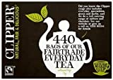 Clipper Organic Everyday One Cup 440 Tea Bags 1kg - CLIP-5424