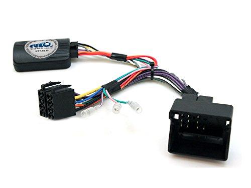CAN-BUS-Lenkrad-Fernbedienung-Adapter-Peugeot-207-208-307-407-807-308-3008-5008-Partner-Expert-RCZ-fr-JVC-Autoradios