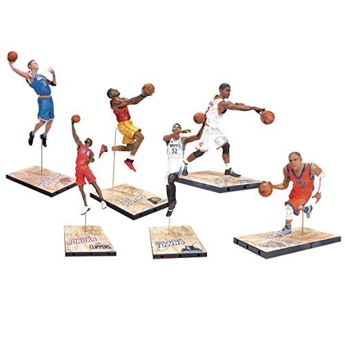 【フィギュア 買取】TMP NBA シリーズ29 8体入りカートン 塗装済み完成品